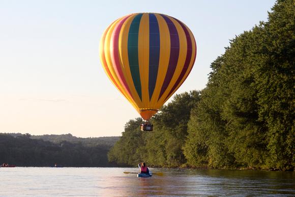 20th Great Falls Balloon Festival