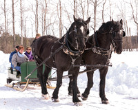 World's Greatest Sleigh Rides