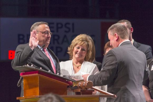 LePage Inauguration 2015