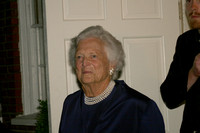 Barbara Bush, Former First Lady of the United States