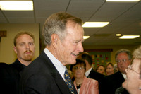 George H.W. Bush - R, 41st President of the United States