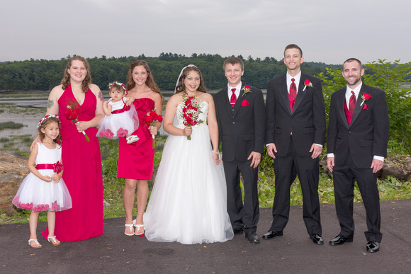Hilb and Taylor Wedding