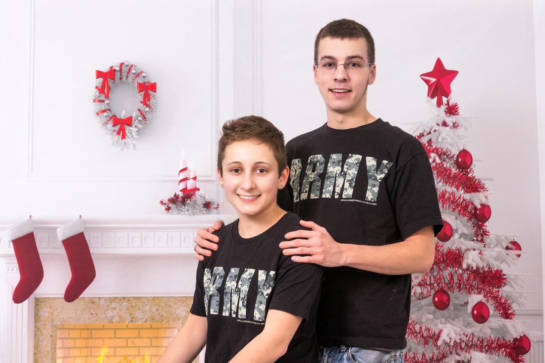 Casey and Jordan